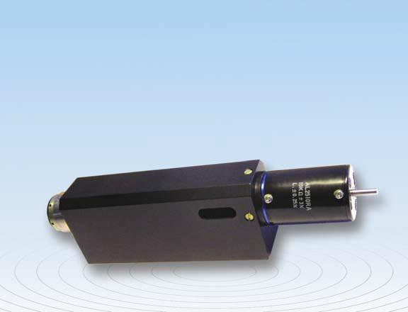 Typ 630 - <li>robustní hliníkové pouzdro</li> <li>určeno k montáži na desku, příp. na DIN lištu</li> <li>motorky 6, 12, 24 V DC</li> <li>volitelná převodovka a potenciometr</li> <li>možnost tandemového řazení</li> <li>vestavěná kluzná spojka</li> <li>možnost osazení vačkových spínačů</li>