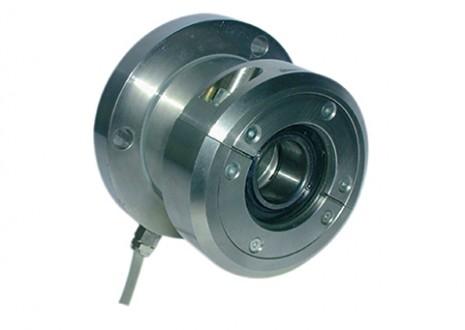 K2148 - je nerezový tenzometrický snímač o rozsazích 0-1kN a 0-2kN, s krytím IP63. Je určen k měření napnutí pásu. Snadná montáž a demontáž z hřídele díky spojce, dodáváno bez ložiska. Elektrické připojení je realizováno stíněným kabelem o délce 12m.