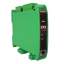 CPJ 2S RAIL DIN - stejné provedení jako CPJ RAIL DIN, navíc obsahuje dvojitý komparátor