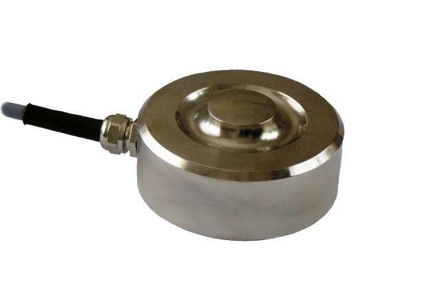 MCF50 - je univerzální membránový snímač pro měření tlakových sil, s širokou škálou měřicích rozsahů. Je vhodný pro měření sil na strojích a též pro vážení zásobníků.